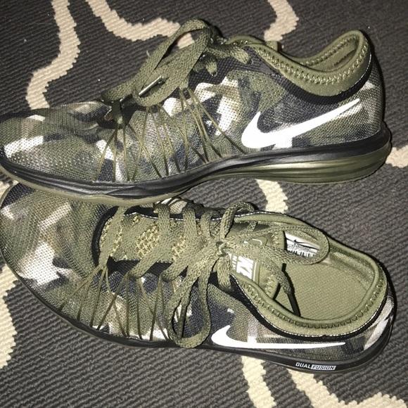 Nike Shoes | Nike Dual Fusion Camo